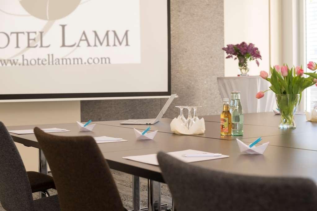 Best Western Hotel Lamm - Meeting Room