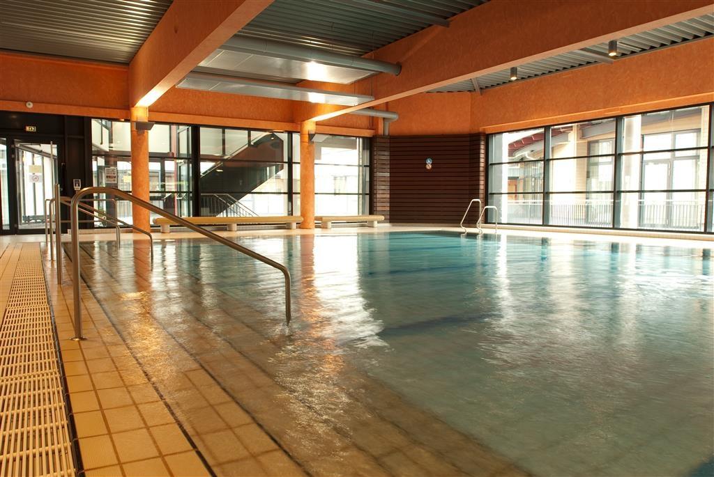 Best Western Plus Konrad Zuse Hotel - Piscina cubierta