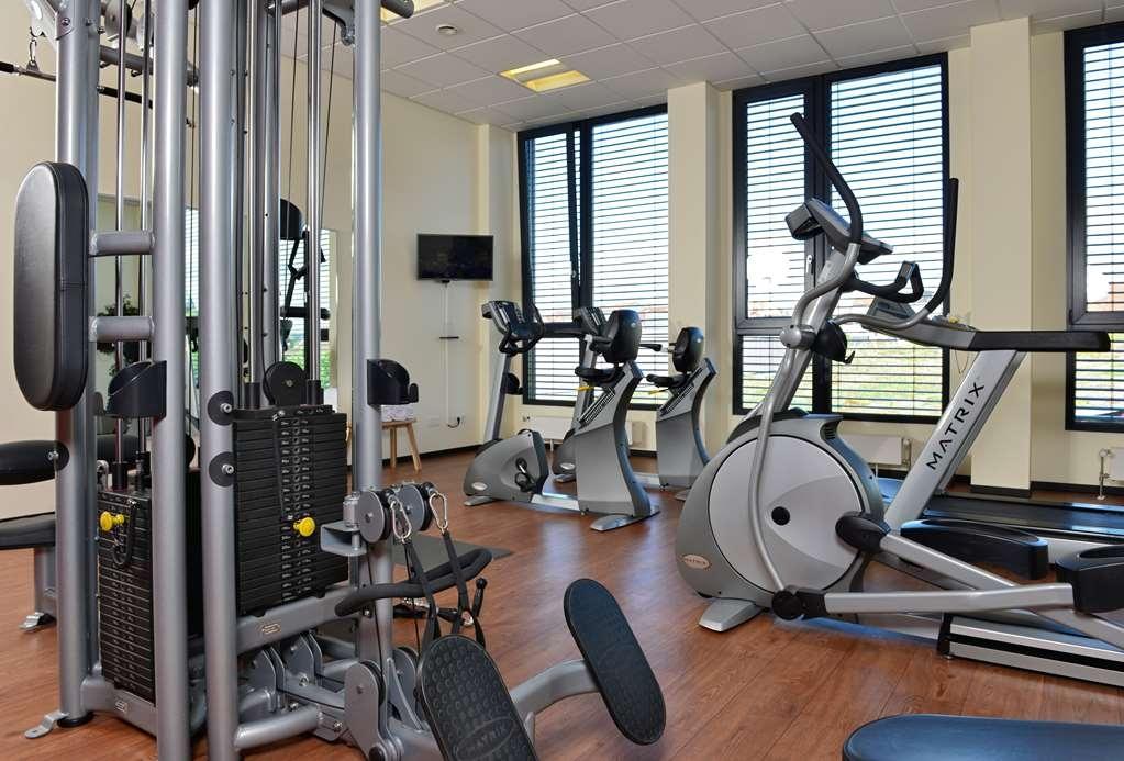 Best Western Plus Konrad Zuse Hotel - Club de salud