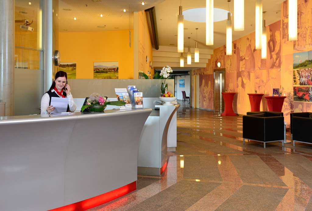 Best Western Plus Konrad Zuse Hotel - Hall