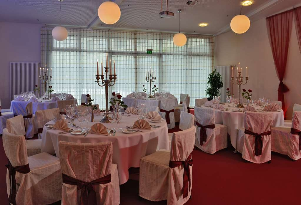 Best Western Plus Konrad Zuse Hotel - salón de baile