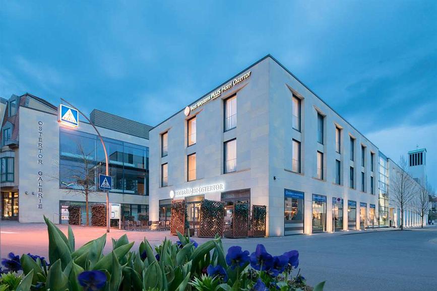 Best Western Plus Hotel Ostertor - Vista exterior