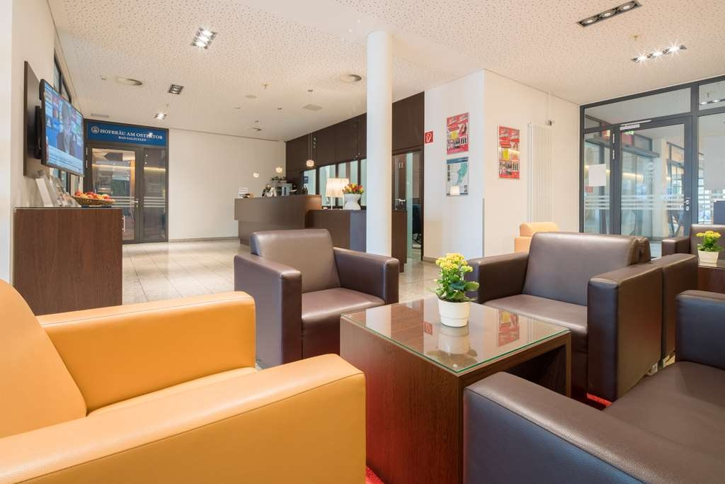 Best Western Plus Hotel Ostertor - Hall