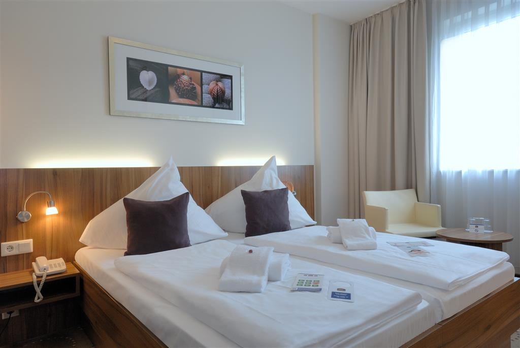 Best Western Hotel City Ost - Chambre