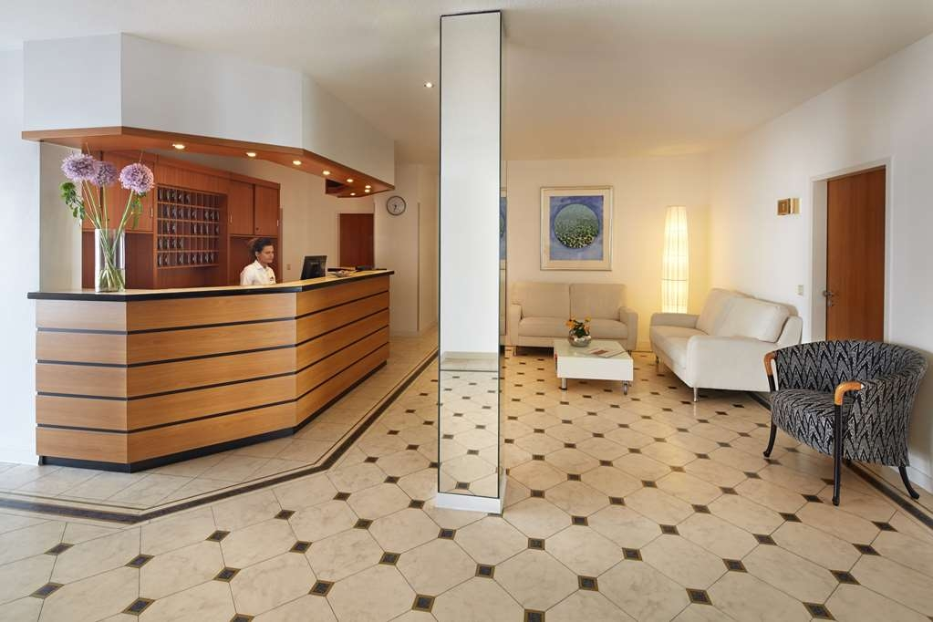 Best Western Hotel Lippstadt - Vue du lobby