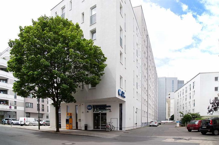 Best Western Hotel am Spittelmarkt - Area esterna
