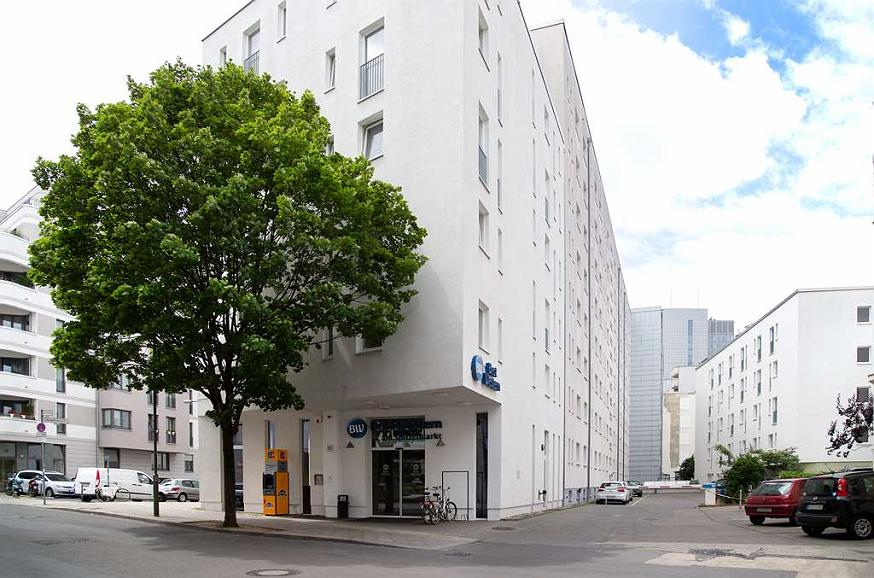 Best Western Hotel am Spittelmarkt - Aussenansicht
