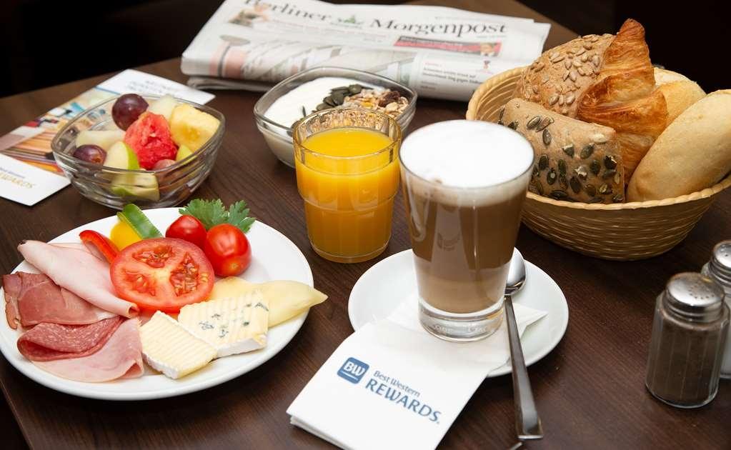 Best Western Hotel am Spittelmarkt - Restaurant / Etablissement gastronomique