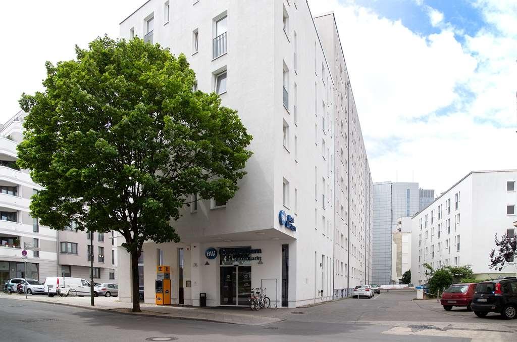 Best Western Hotel am Spittelmarkt - Façade
