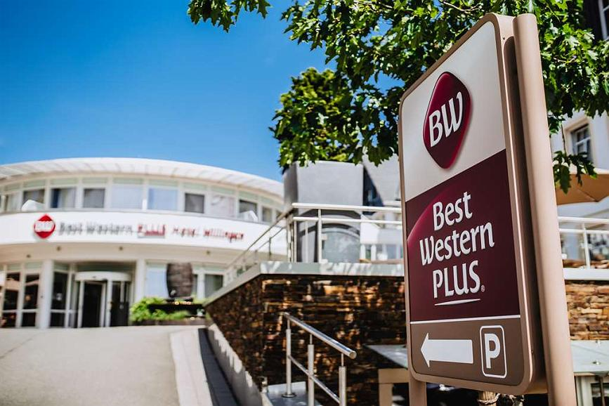 Best Western Plus Hotel Willingen - Aussenansicht