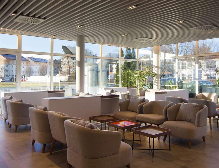 Best Western soibelmanns Frankfurt Airport - Vista del vestíbulo