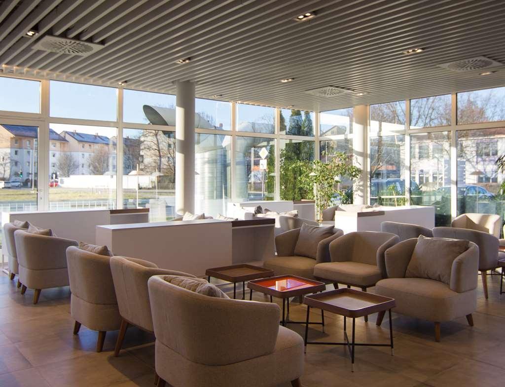 Best Western soibelmanns Frankfurt Airport - Vue du lobby