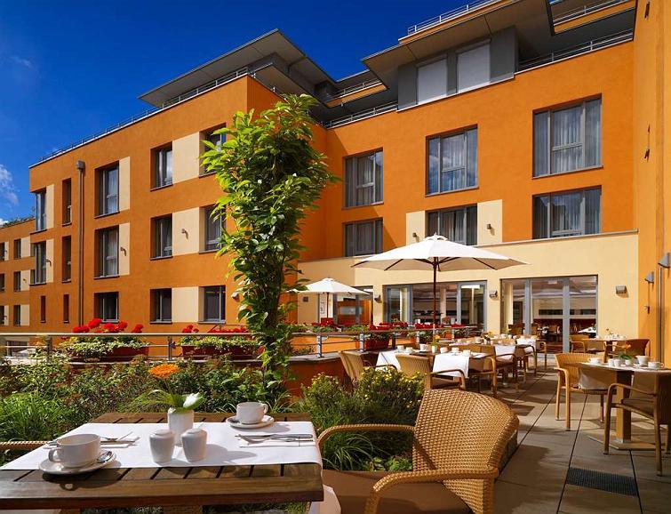 Best Western Hotel Bamberg - Area esterna