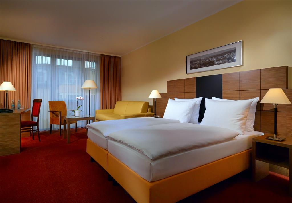 Best Western Hotel Bamberg - Chambre double supérieure