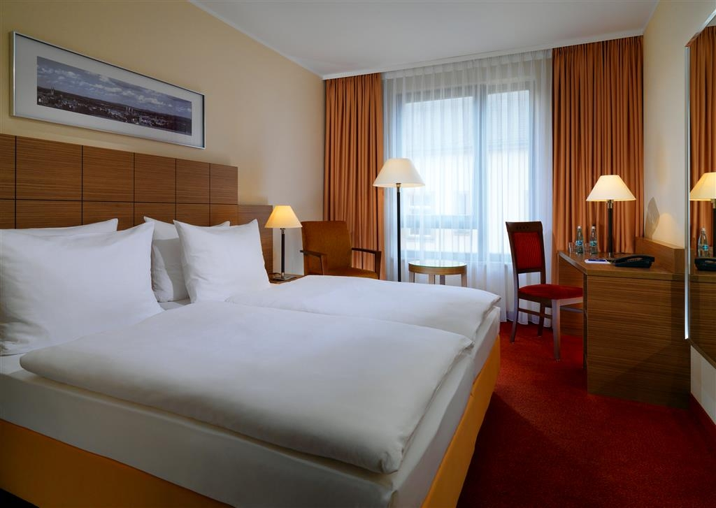 Best Western Hotel Bamberg - Chambre double standard