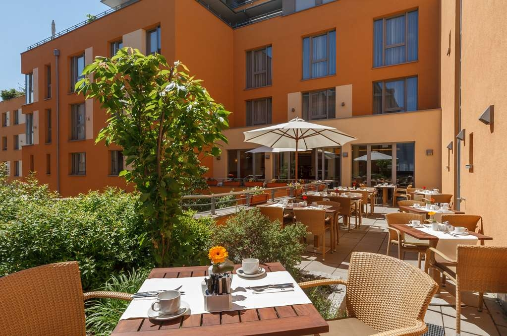 Best Western Hotel Bamberg - Exterior