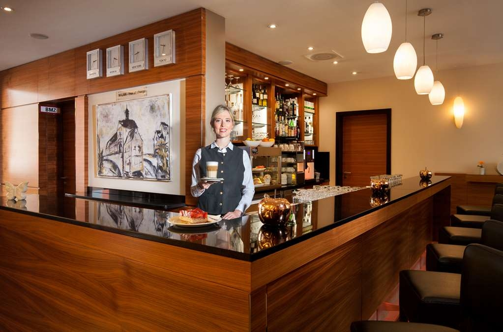 Best Western Hotel Bamberg - Bar / Lounge
