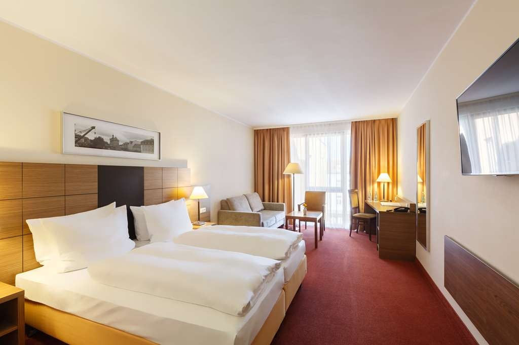Best Western Hotel Bamberg - Chambres / Logements
