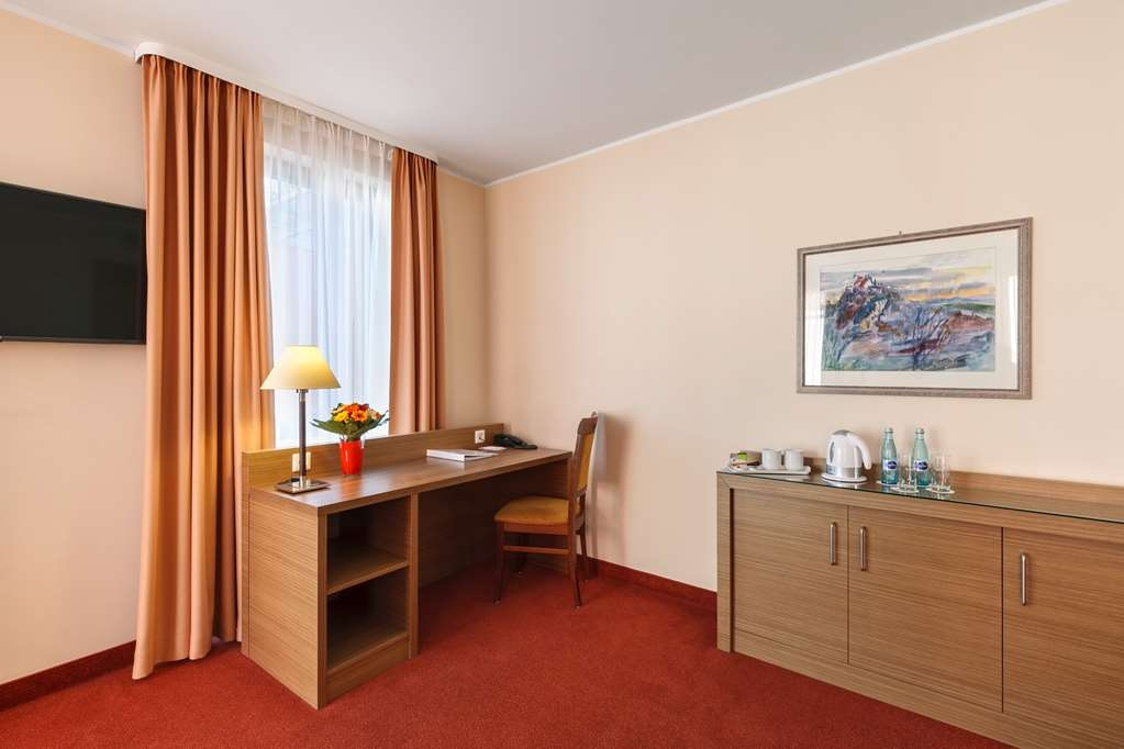 Best Western Hotel Bamberg - habitación de huéspedes-amenidad