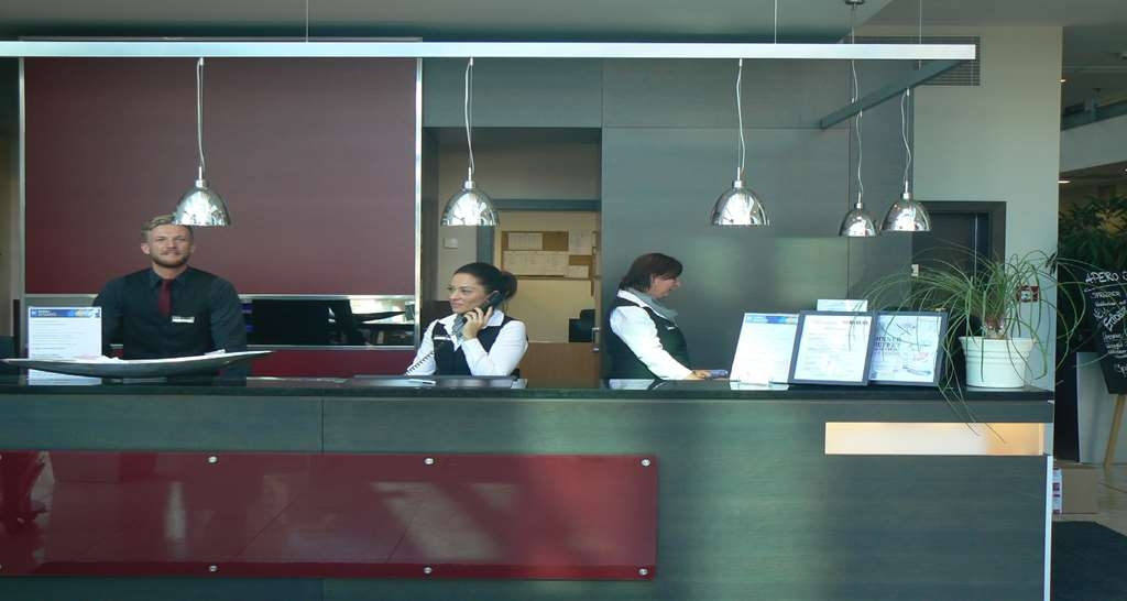 Best Western Premier Novina Hotel Regensburg - Vue du lobby