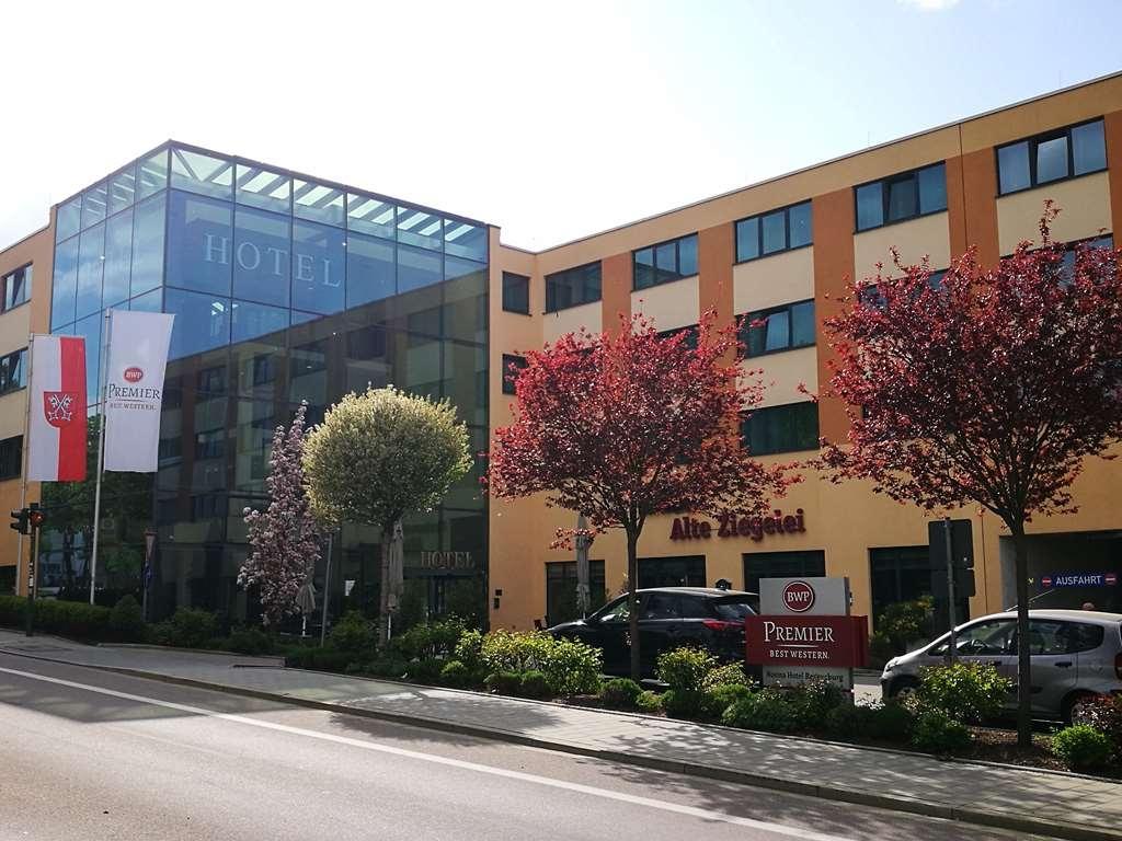Best Western Premier Novina Hotel Regensburg - Façade