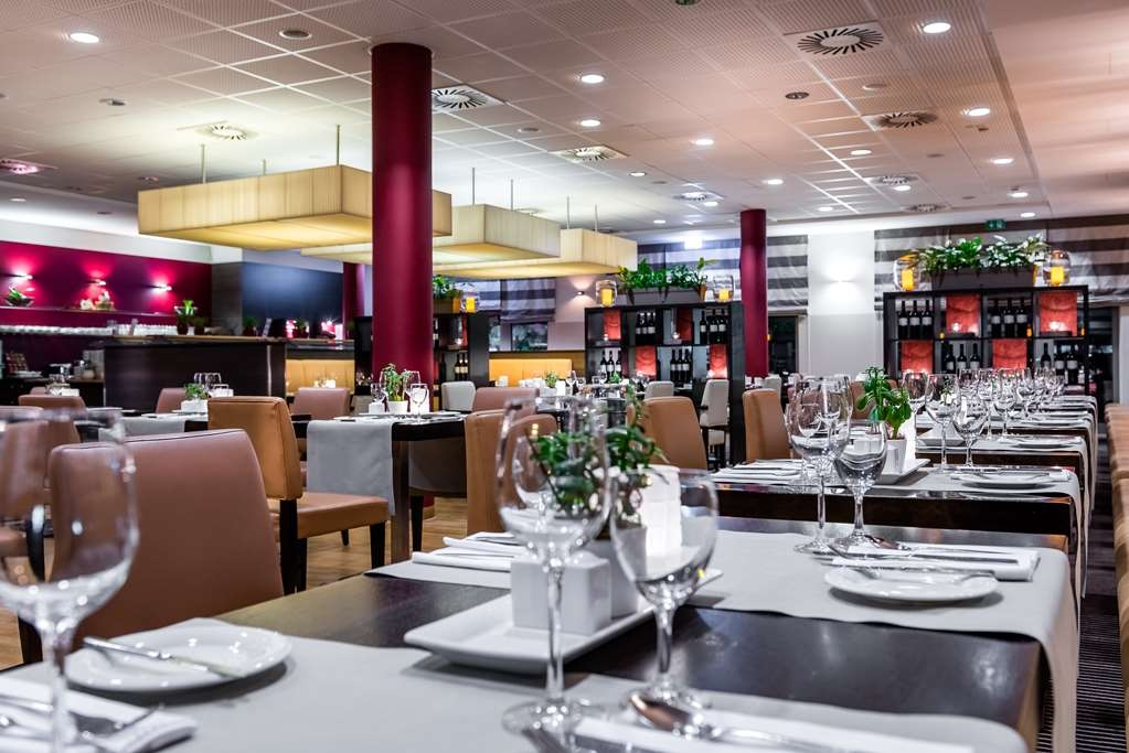 Best Western Premier Novina Hotel Regensburg - restaurant