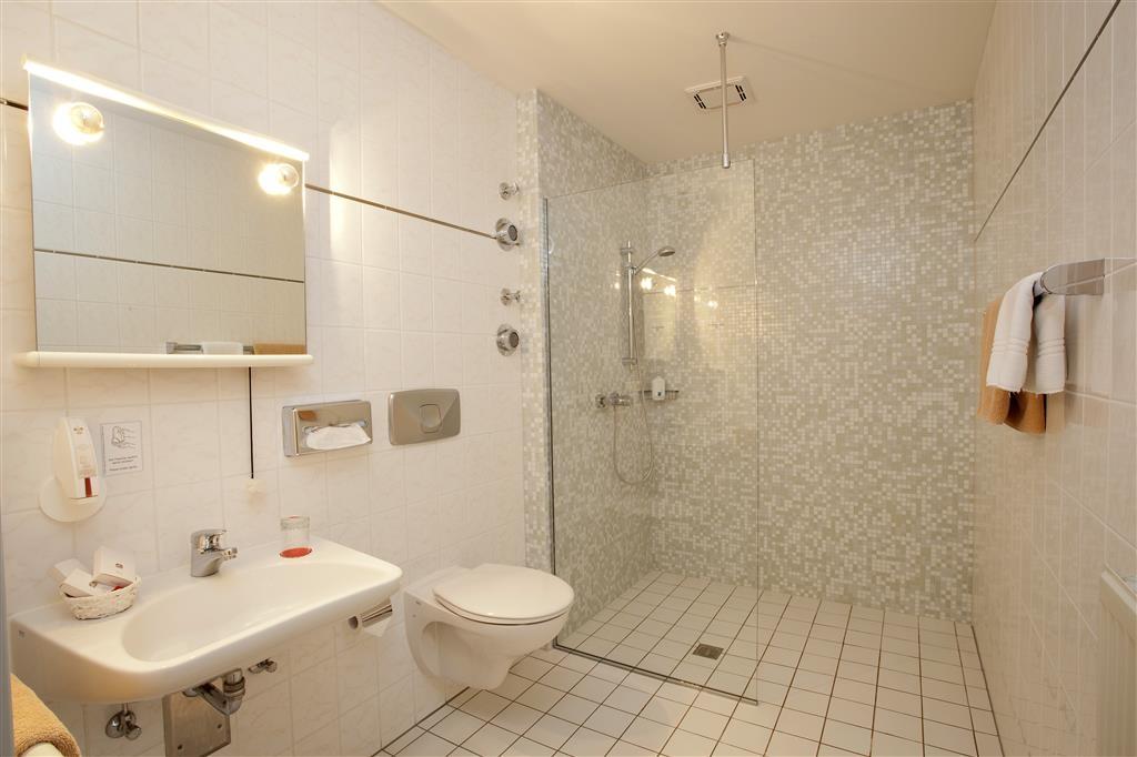 Best Western Hotel Quintessenz-Forum - Salle de bains