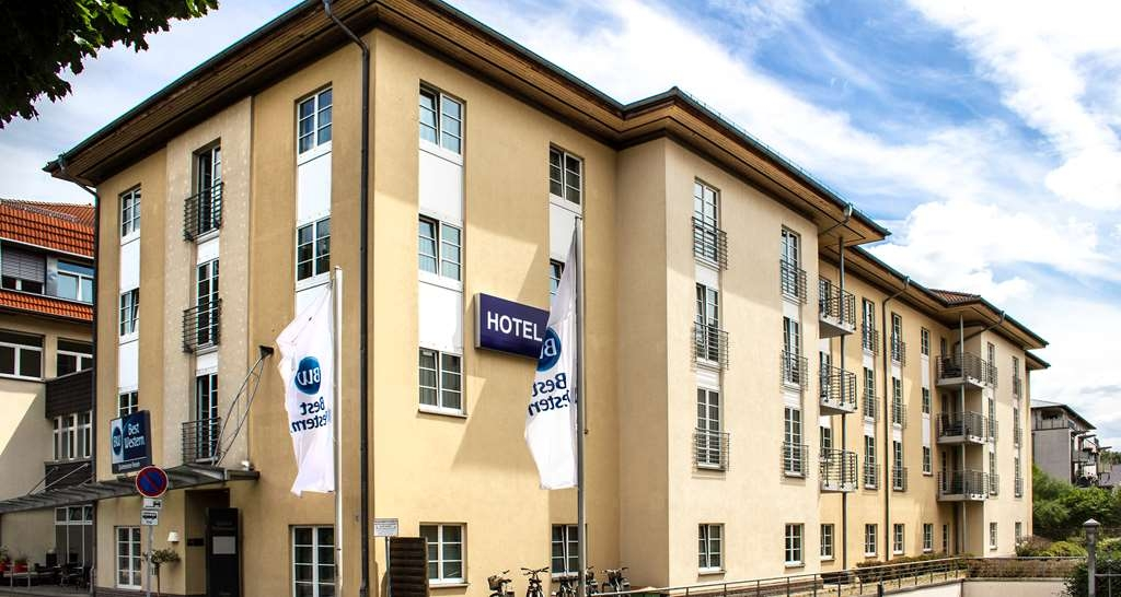 Best Western Hotel Quintessenz-Forum - Außenansicht