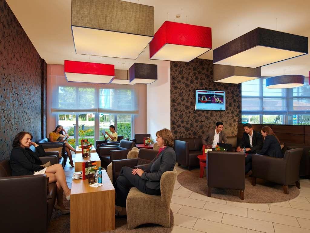 Best Western Premier IB Hotel Friedberger Warte - Restaurante/Comedor