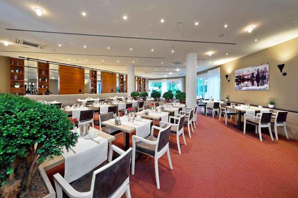Best Western Premier IB Hotel Friedberger Warte - Restaurant / Gastronomie