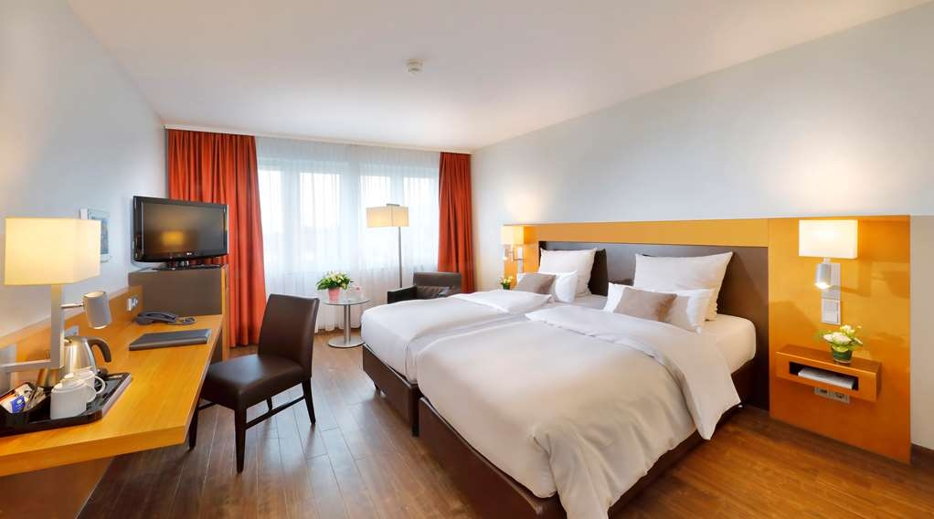 Best Western Premier IB Hotel Friedberger Warte - Habitaciones/Alojamientos