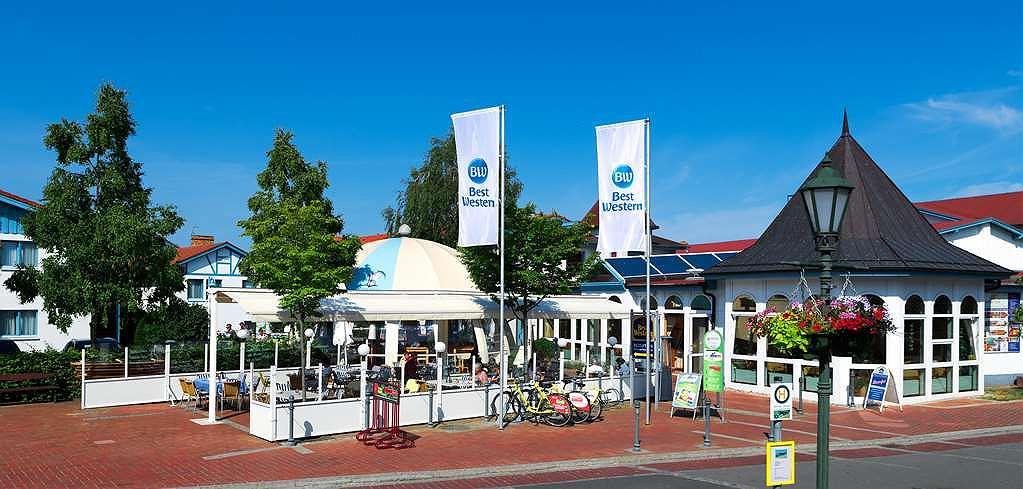 Best Western Hotel Hanse Kogge - Area esterna