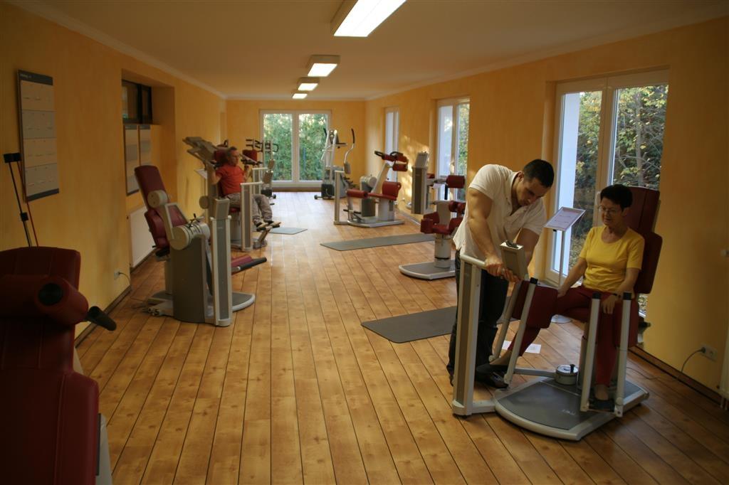 Best Western Hotel Hanse Kogge - Fitnessstudio