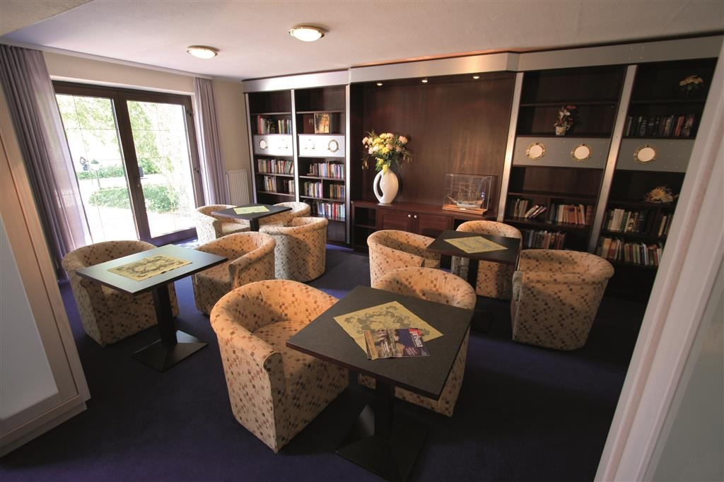 Best Western Hotel Hanse Kogge - Vestíbulo