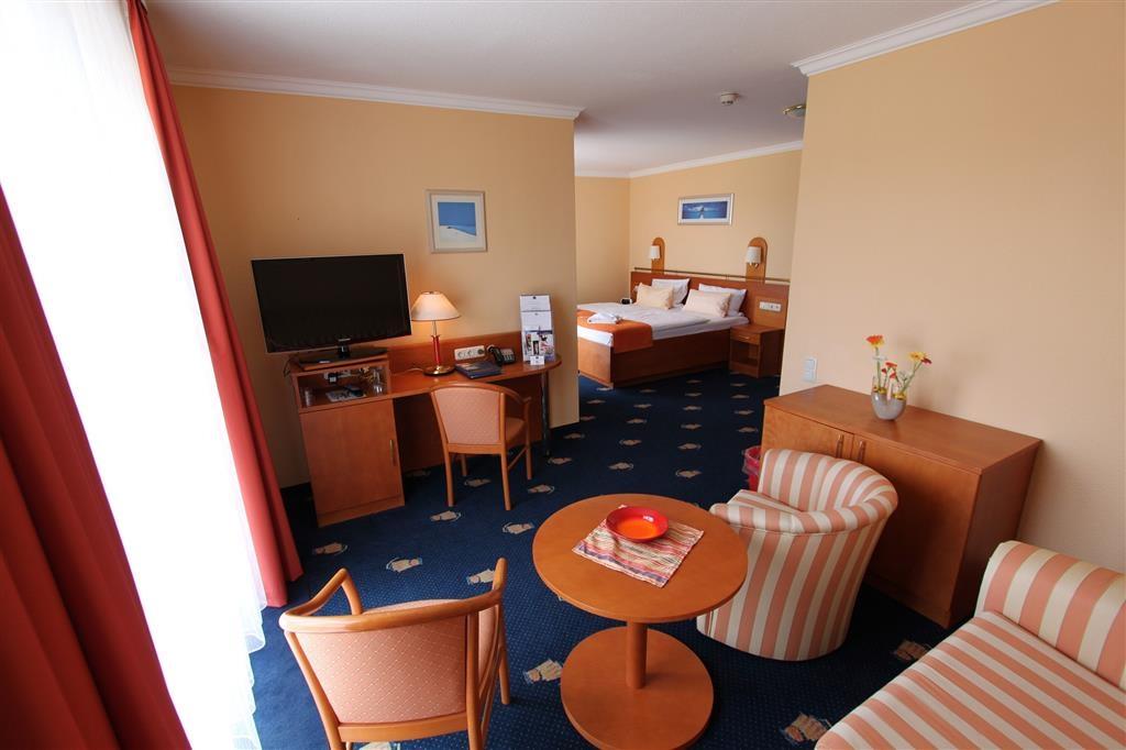 Best Western Hotel Hanse Kogge - Gästezimmer