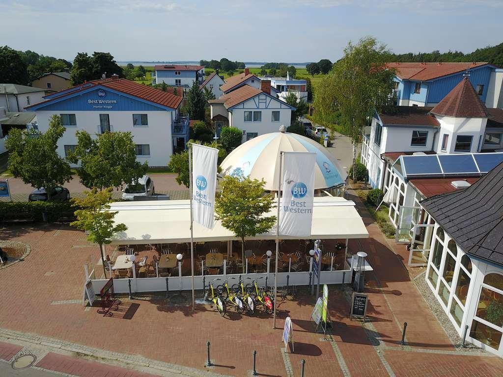 Best Western Hotel Hanse Kogge - Vista Exterior