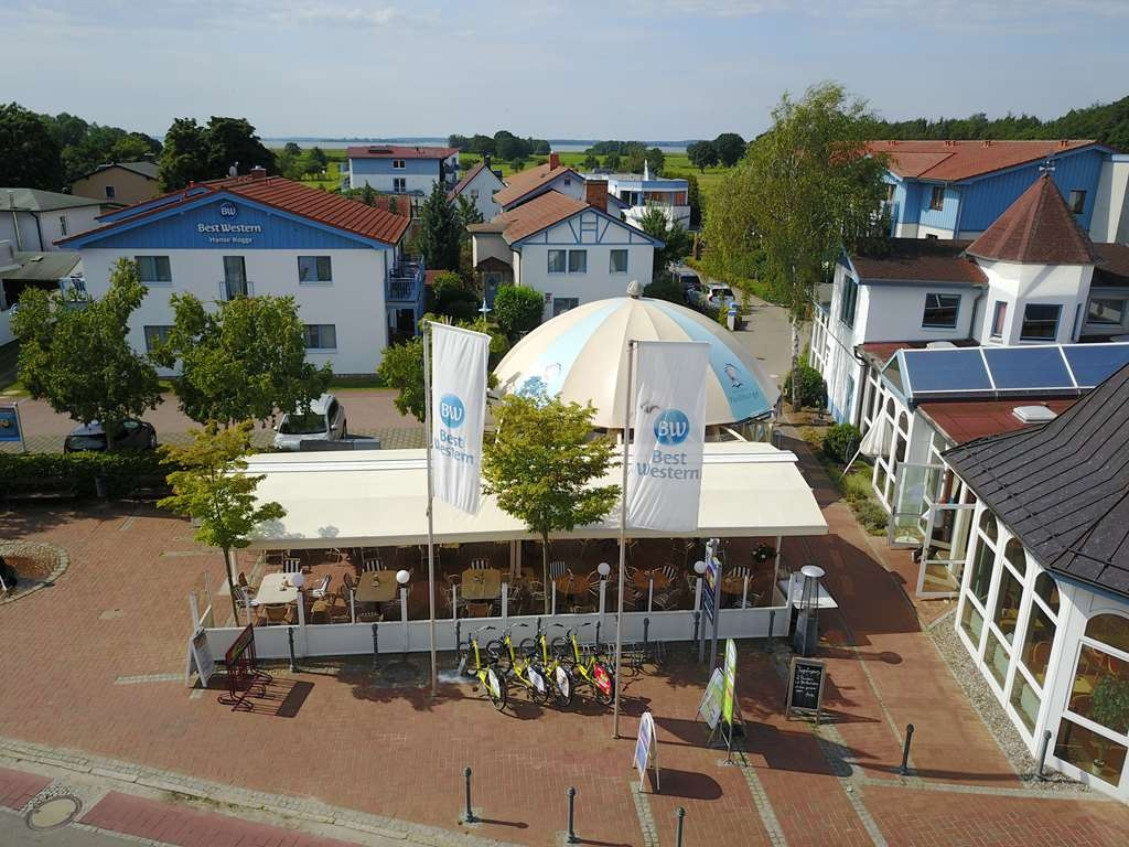 Best Western Hotel Hanse Kogge - Facciata dell'albergo