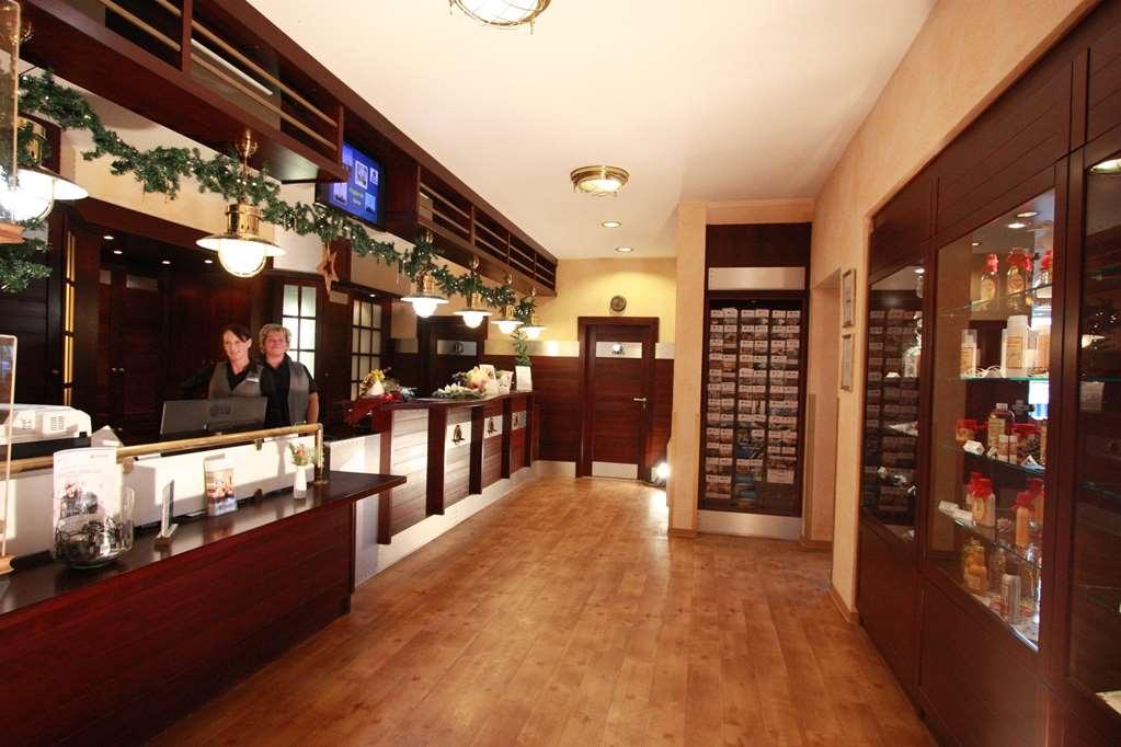 Best Western Hotel Hanse Kogge - Reception
