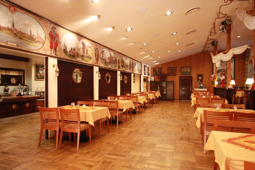Best Western Hotel Hanse Kogge - Restaurant / Gastronomie