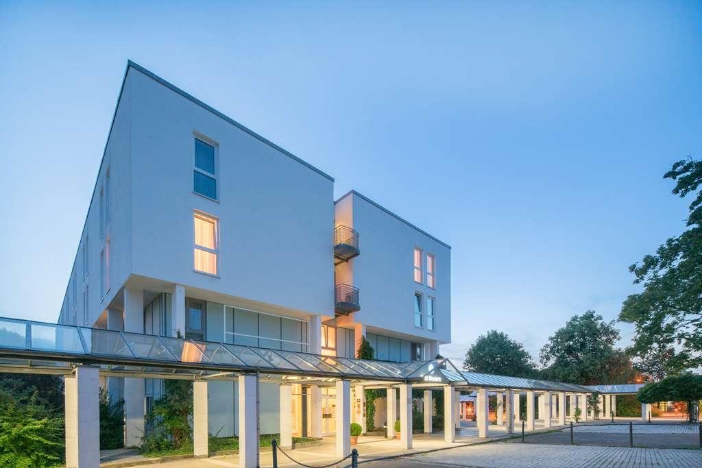 Best Western Parkhotel Weingarten - Vista Exterior