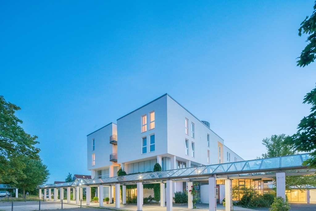 Best Western Parkhotel Weingarten - Facciata dell'albergo