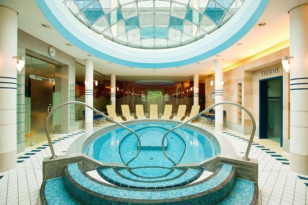 Best Western Plus Hotel am Vitalpark - Pool