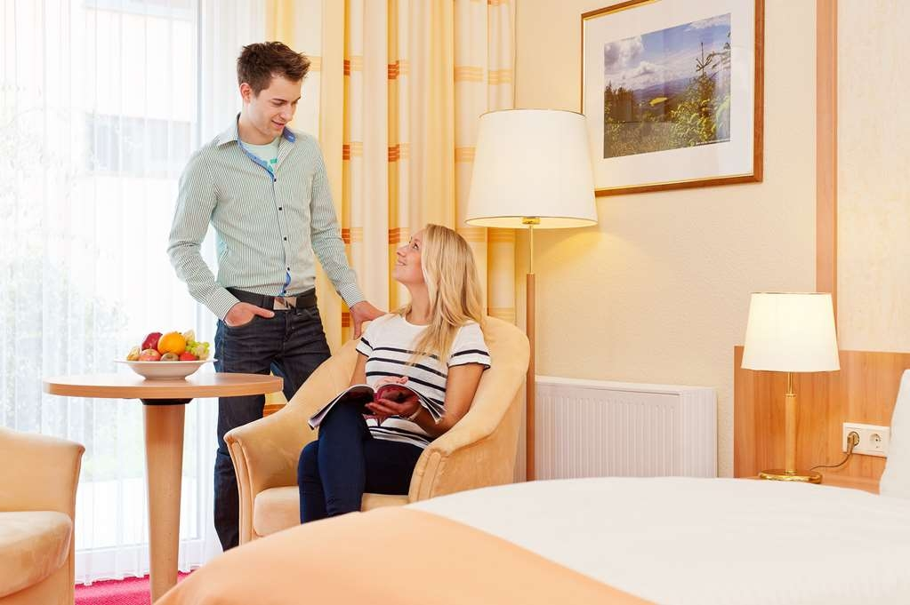 Best Western Plus Hotel am Vitalpark - Chambres / Logements