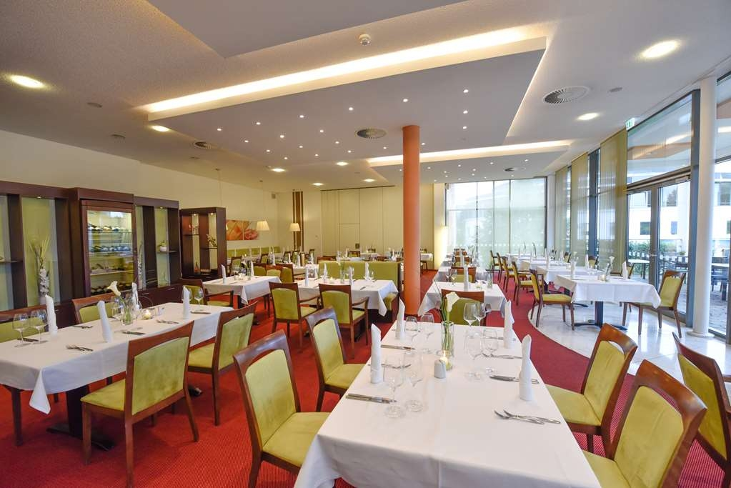 Best Western Plus Hotel am Vitalpark - Restaurant / Etablissement gastronomique