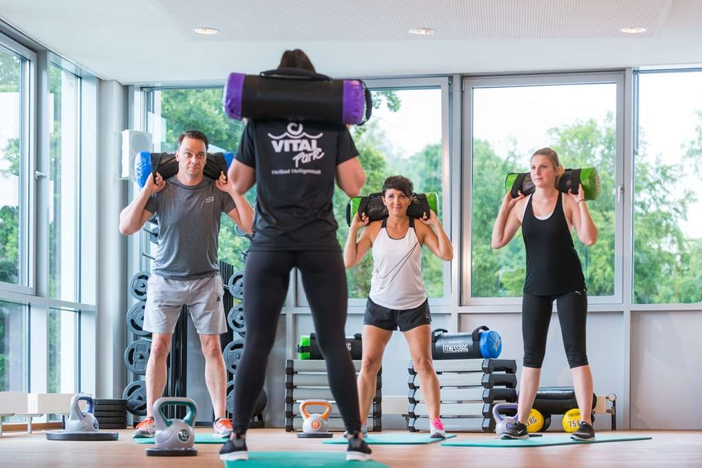 Best Western Plus Hotel am Vitalpark - Club de remise en forme