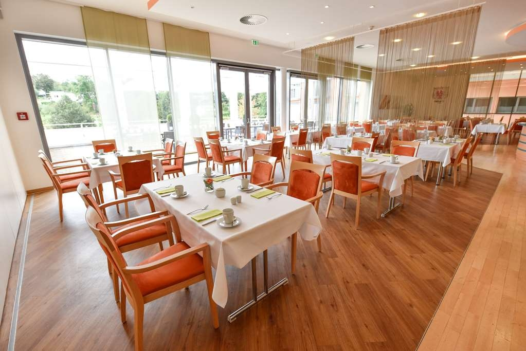 Best Western Plus Hotel am Vitalpark - Restaurant