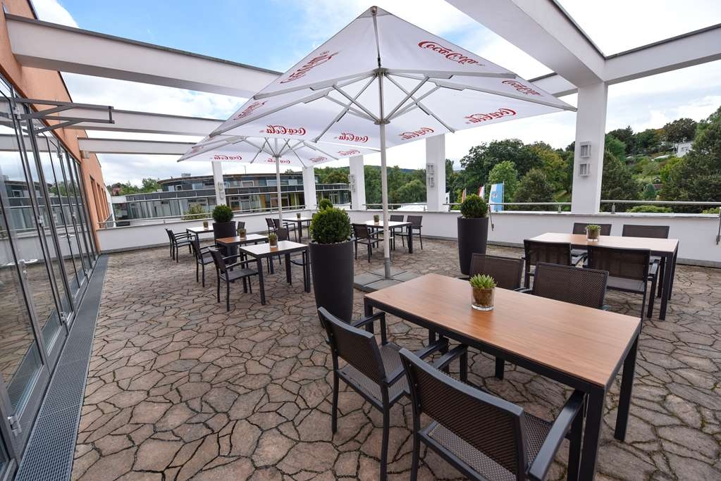 Best Western Plus Hotel am Vitalpark - Terrace