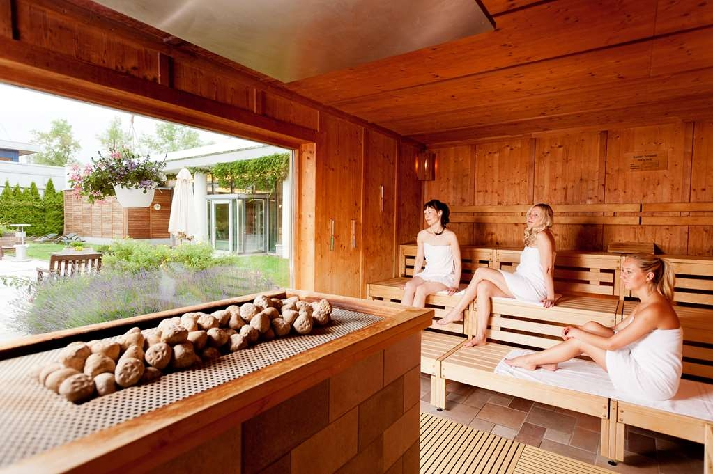 Best Western Plus Hotel am Vitalpark - Sauna