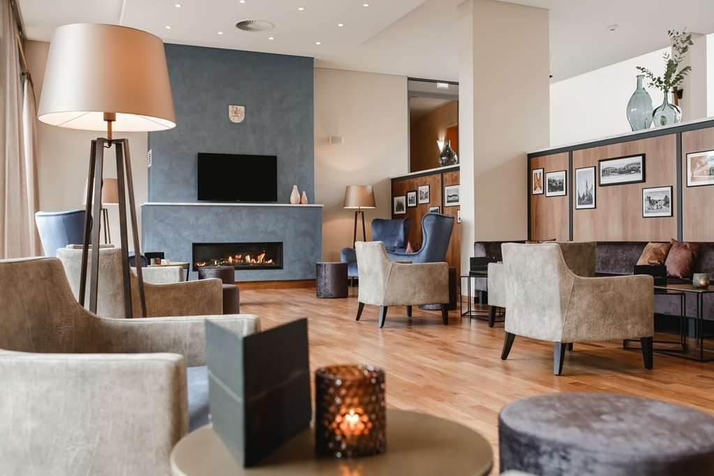 Best Western Plus Hotel am Vitalpark - Bar/lounge
