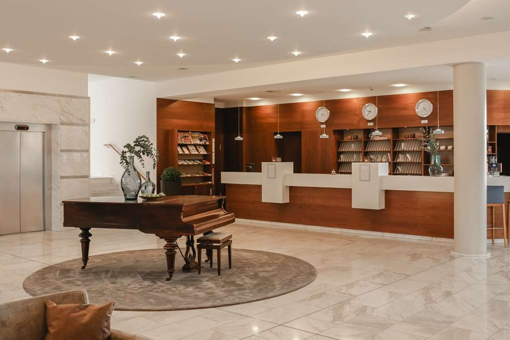 Best Western Plus Hotel am Vitalpark - Lobby